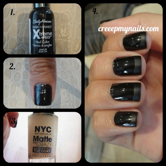 NYC Matte Top Coat